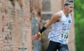 Pauliņš orientēšanās sporta EČ ievadā izcīna 38. vietu sprinta sacensībās