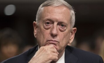 Topošais ASV aizsardzības ministrs brīdina par Putina centieniem sagraut NATO