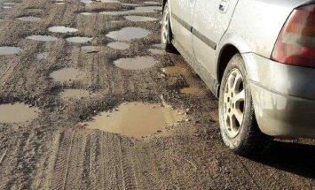 LVC хочет передать ремонт местных дорог самоуправлениям