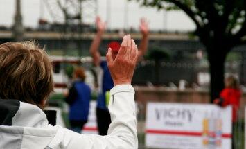 'Lattelecom' maratona laikā slēgs lielāko daļu Rīgas centra ielu