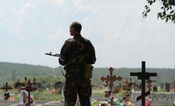 ANO: Ukrainā karadarbībā bojāgājušo skaits pārsniedzis 4000