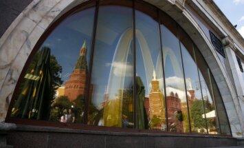 Dvorkovičs sola valdības atbalstu Mihalkova iecerei radīt krievu 'McDonald's'