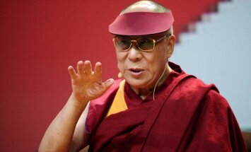Dalailamas mācības Rīgā – jau nākamnedēļ