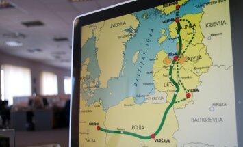 Vairāk nekā 90% Latvijas iedzīvotāju atbalsta 'Rail Baltica'
