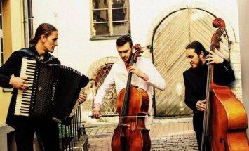В Риге - танго-концерт с виолончелистом Марком Виленским