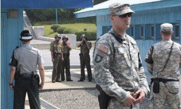 Dienvidkoreja vēlas saglabāt ASV karavīru klātbūtni arī nākotnē