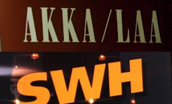 Par labu AKKA/LAA no 'Radio SWH' piedzen vairāk nekā 160 000 latu