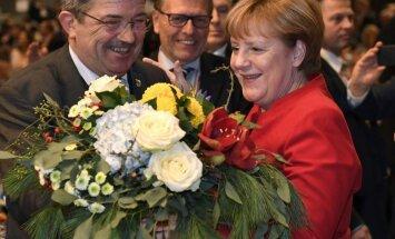 Меркель переизбрана на пост главы ХДС: чего ждать от нее в ближайшие 4 года
