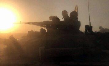 Sīrijā novērsta ASV un krievu spēku sadursme