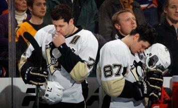НХЛ: Кросби возглавил гонку снайперов, Малкин — третий среди бомбардиров