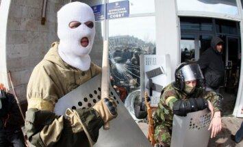 Ukraina pieprasa Krievijai izbeigt krievu aģentu provokācijas