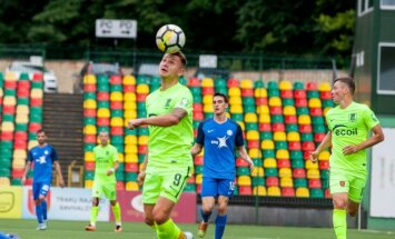 Divi Lietuvas futbola klubi sasniedza UEFA Eiropas līgas otro kvalifikācijas kārtu