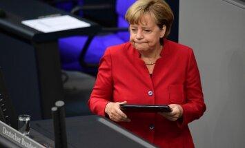 Меркель предложила Трампу сотрудничество