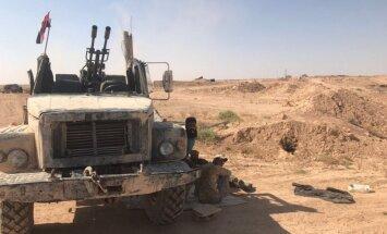 Sīrijas armija netālu no Damaskas notriekusi divas Izraēlas raķetes