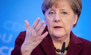 Меркель обвинила Москву и сирийского лидера Асада в цинизме