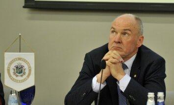 Indriksons ir kļuvis 'toksisks' Latvijas futbolam, uzskata Gorkšs