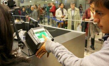 Šengenas zonas robežas uzraudzīs ar digitālas reģistra sistēmas palīdzību