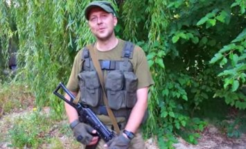 Раненого на востоке Украины латвийца могут выслать назад в Латвию