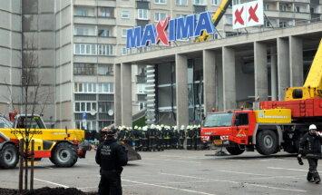 Спасатель: бетонные конструкции Maxima были подозрительно хрупкими