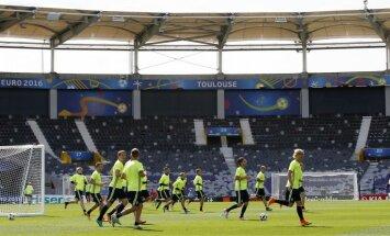 Soccer Euro 2016 Sweden