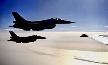 Бельгия обвинила Россию в фабрикации данных об ударе F-16 по Сирии