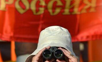 Zem Baltijas valstu specdienestu 'lupas' nokļuvis Krievijas mediju klubs 'Format A3', atklāj raidījums