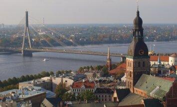 Рига планирует за 100 000 евро перестроить лестницы Вантового моста