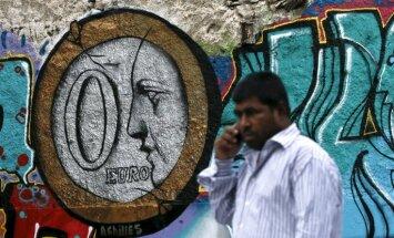 Grieķijas parādu krīze: Ko praktiski nozīmētu šīs valsts defolts?