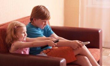 Izaicini savu un citas ģimenes, piedaloties 'Veselā dienā' bez TV