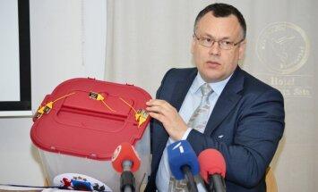 CVK apstiprina 12.Saeimas vēlēšanu galīgos rezultātus