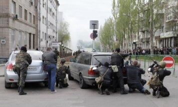 Separātisti Luhanskā noslepkavo 'nepaklausīgu' autovadītāju