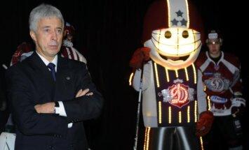 Rīgas 'Dinamo' vadība pagaidām nav domājusi par potenciālo NHL lokautu