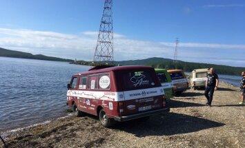 Ar 'Latvijām' pie Japāņu jūras: Vladivostoka un darvas karote