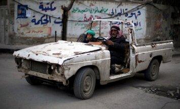 Krievija aicinot pusotra gada laikā izstrādāt jaunu Sīrijas konstitūciju