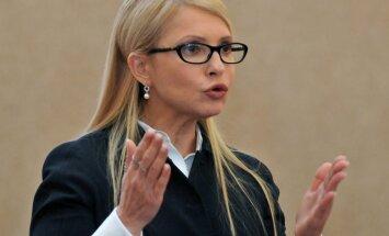 Тимошенко: Украиной управляют извне через марионеточную власть