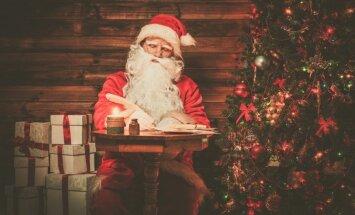 'Latvijas Pasts' Ziemassvētku vecīša pastkastītē nogādā jau pirmās vēstules