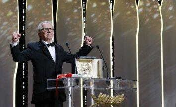 'Zelta palmas zaru' Kannu kinofestivālā saņem Kens Loučs