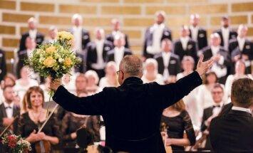 Garīgās mūzikas festivāla izskaņā - Maikla Tipeta oratorija 'Mūsu laika bērns'