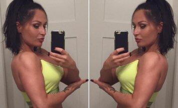 Seksīgā Akmens mēnesi pēc dzemdībām zaudējusi 10 kilogramus