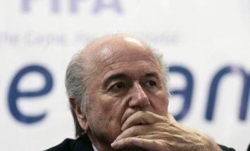 Англия призывает Европу к бойкоту ЧМ-2018 в России, если Блаттер останется главой ФИФА