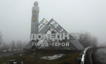 Krievija atsauc militāros novērotājus no Donbasa