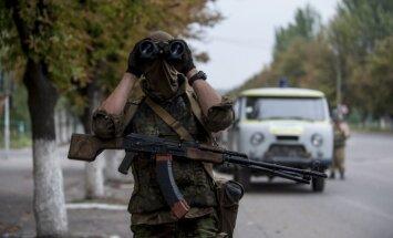Austrumukrainā sagūstīti desmit Krievijas armijas desantnieki