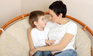 Psiholoģe: Vecākiem ir svarīgi ik dienu atrast 15 minūtes bērna uzklausīšanai