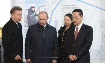 Krievija un Ķīna kopīgu būvēs jaunu ostu