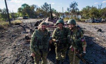 'Separātistu' zvērības nav mazinājušās, norāda Latvijas vēstniece Ukrainā