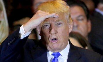 Трамп назвал предположения о помощи России на выборах смехотворными
