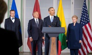 Turpmākas agresijas apturēšanai Ukrainā visbūtiskākā ir solidaritāte un vienbalsība, uzskata Latvijas prezidents