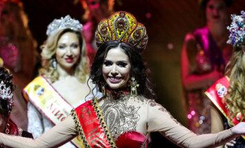 Foto: Kronēta skaistākā precētā sieviete Krievijā