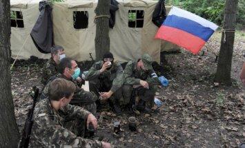 Putins aizliedzis ievest Krievijā kritušo kaujinieku līķus, paziņo bijušais separātistu kaujinieks