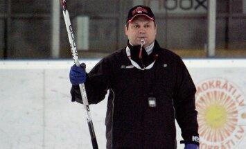 Latvijas hokeja izlasi vadīs Beresņevs